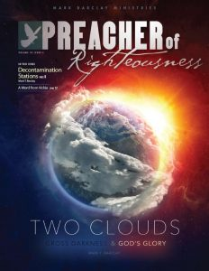 Two Clouds: Gross Darkness and God's Glory