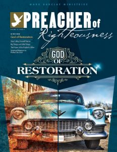 God of Restoration